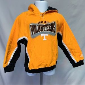 Boy's Adidas Tennessee hoodie size 4t